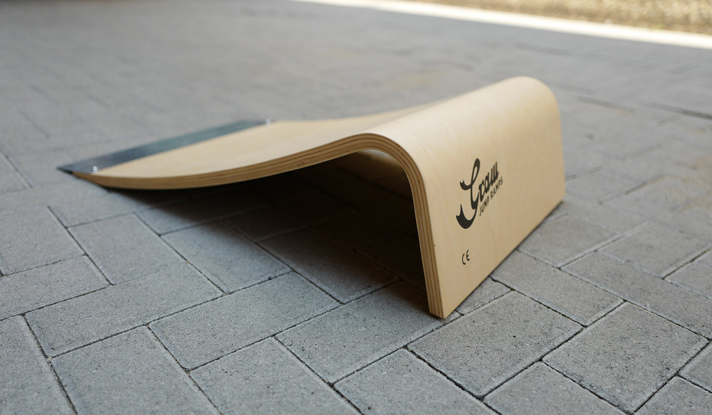 Graw Jump Ramps G20 Skateboard ramp