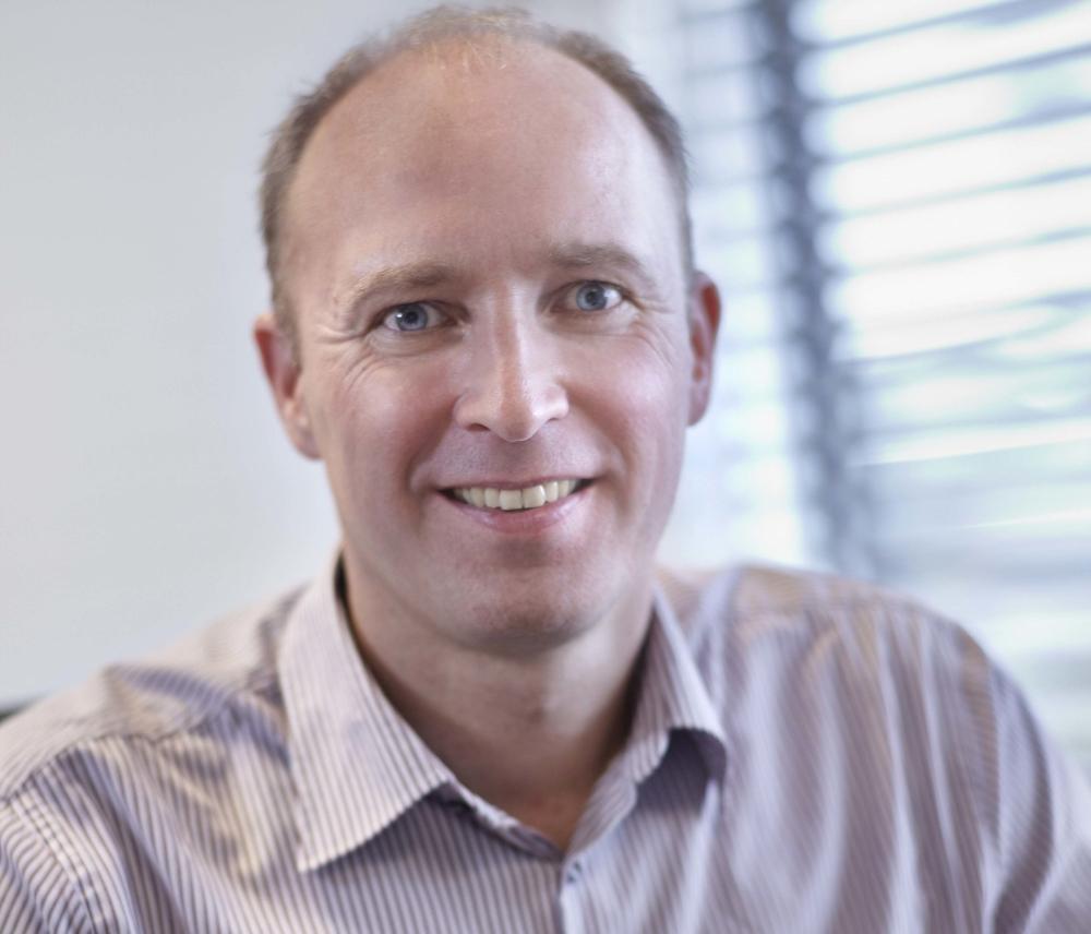Direktør Claus Søgaard, cs@luminex.dk