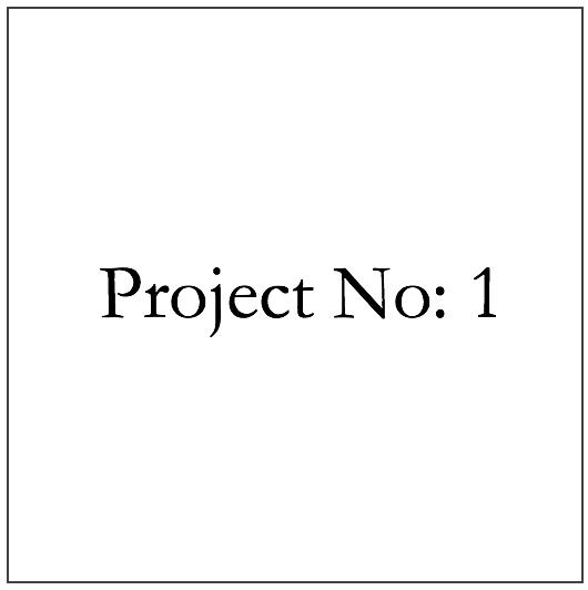 Project no:1 KV