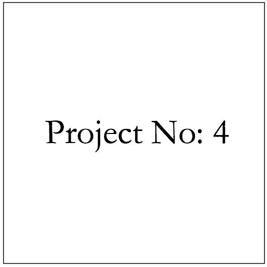 Project no:4 NH