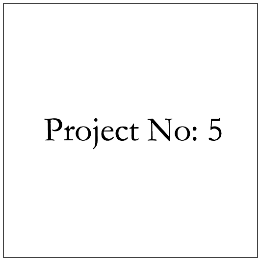 Project no:5 Ch