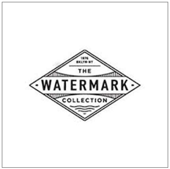 The Watermark Collection Press release