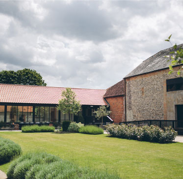 The granary barns venue