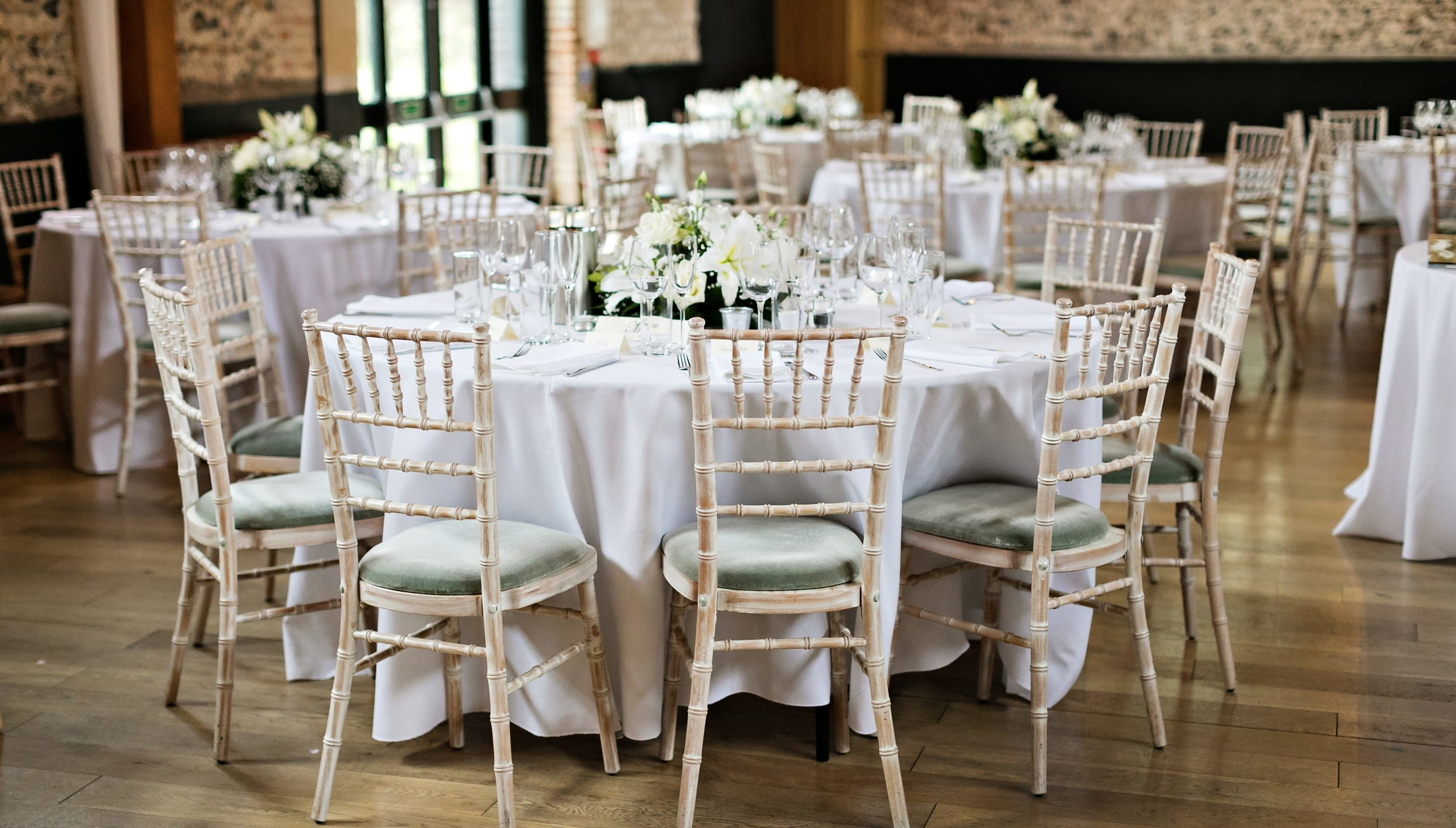 Weddings — The Granary Estates