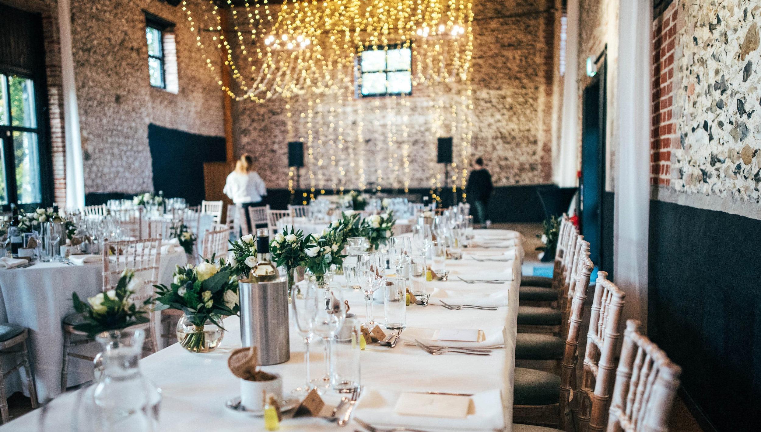 Weddings — The Granary Estates