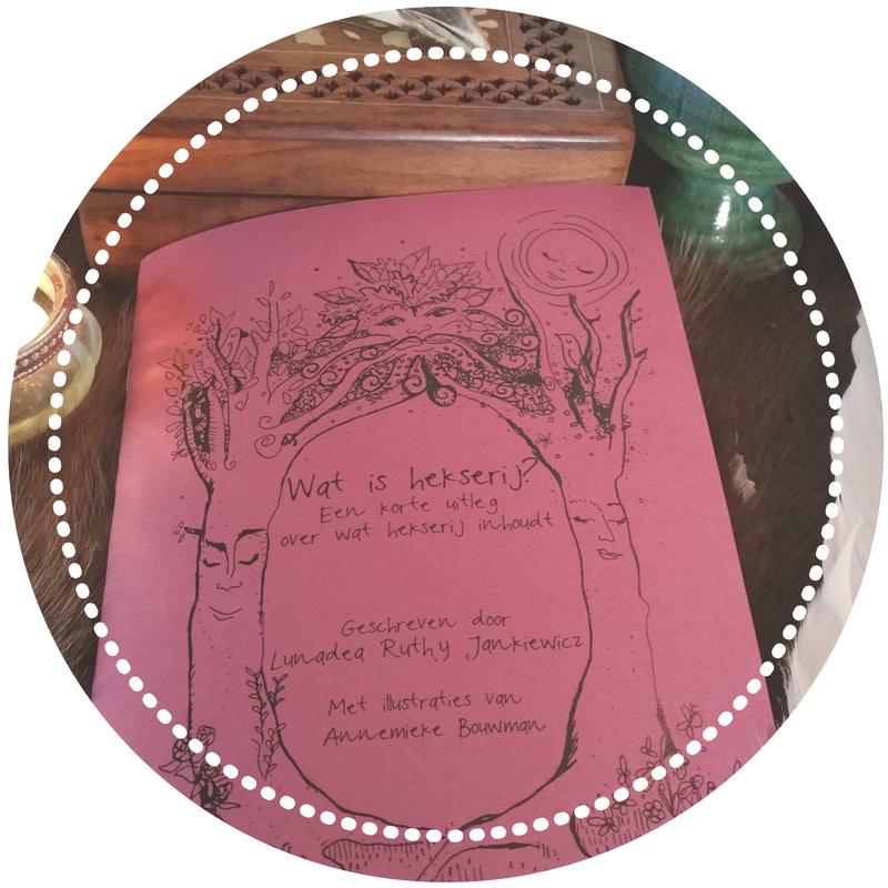 Boekje 1: Wat is Hekserij?