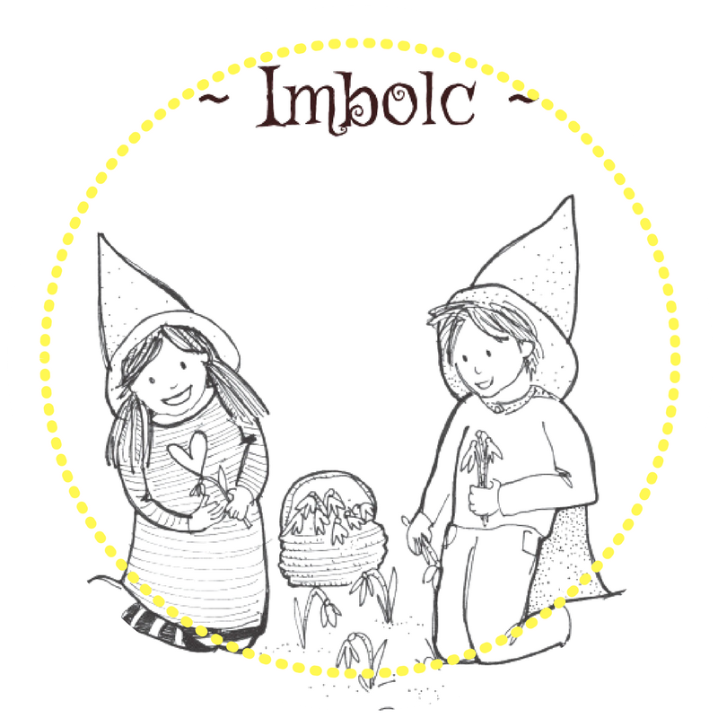 Heksenlessen Imbolc