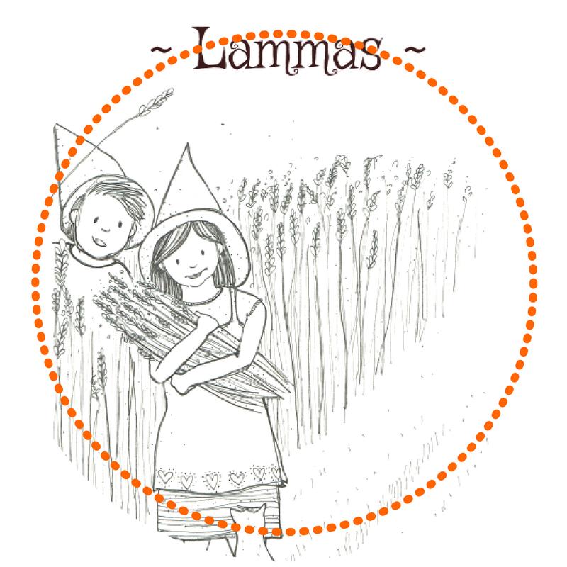 Heksenlessen voor Kinderen - Lammas