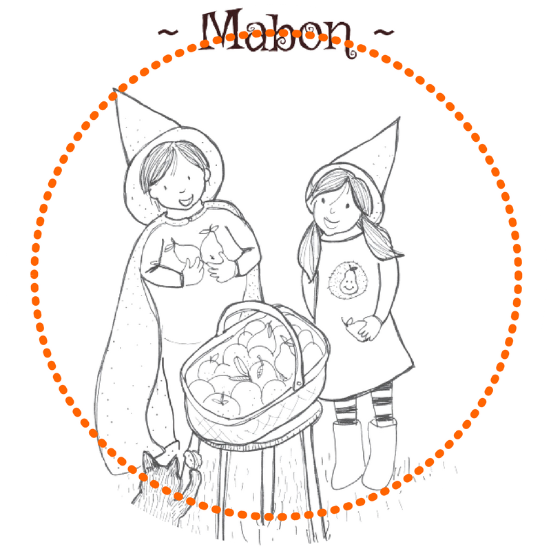 Heksenlessen voor Kinderen - Mabon