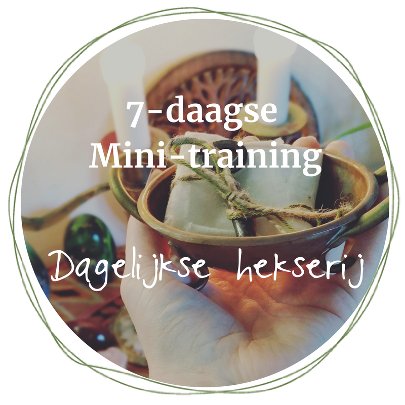 7-daagse mini-training Dagelijkse Hekserij