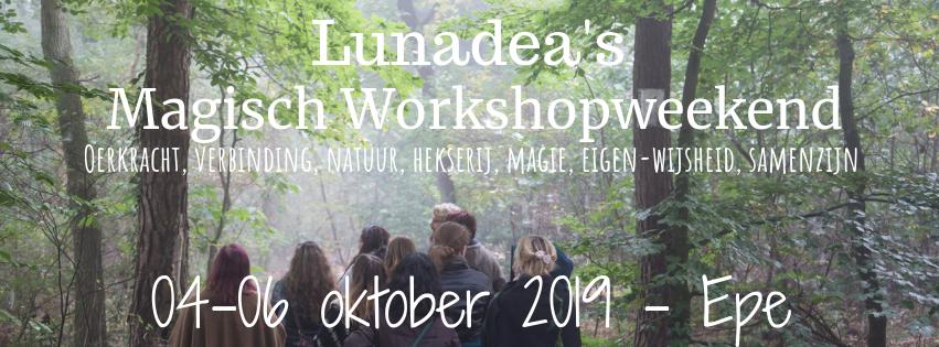 *Klik* en lees meer over het Earthwyse Workshopweekend!