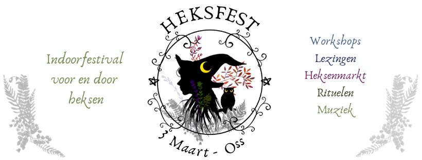 Heksfest - Indoorfestival voor en door heksen