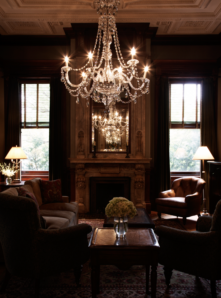 Wentworth Mansion- A 21 room tribute to the grandeur of Charleston!