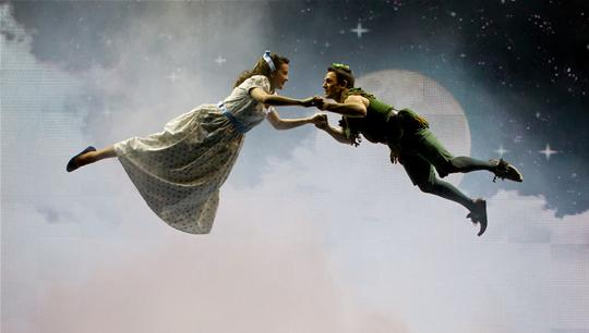 Peter Pan - Gaiety Theatre