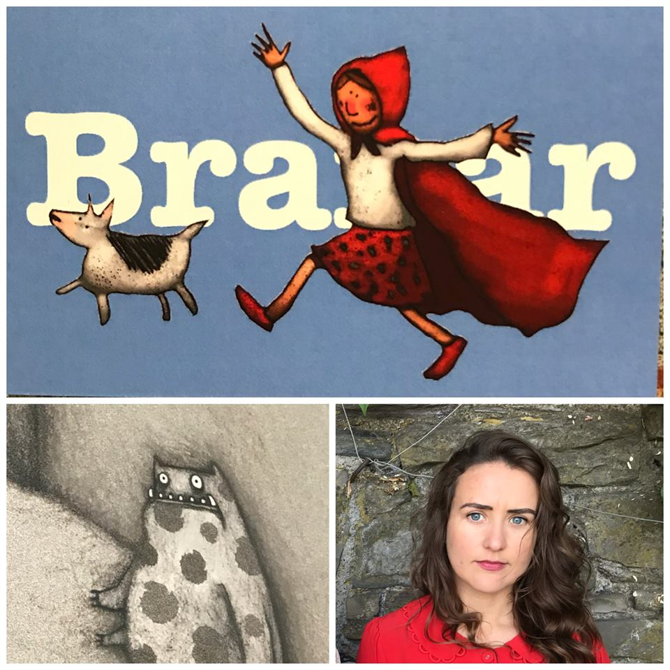 Amy heads to Galway for Tiny Shows Residency at Branar. Nov 2018