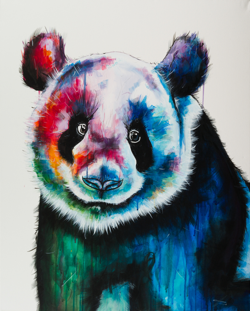 Sophie-Tea-Art-Panda-Painting
