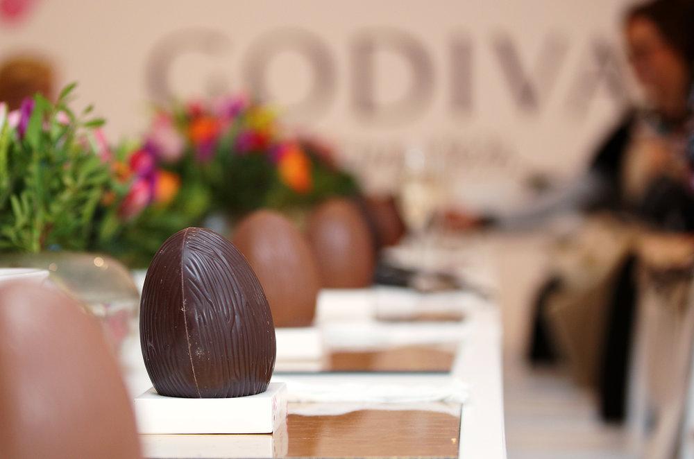 Godiva Event, Soho.