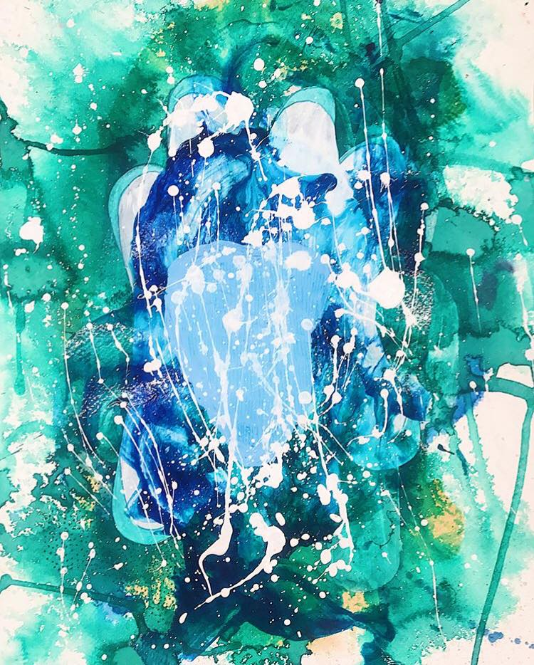 35/100 Emerald Splash