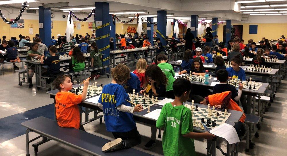 Lower Lab Chess Toutrnament