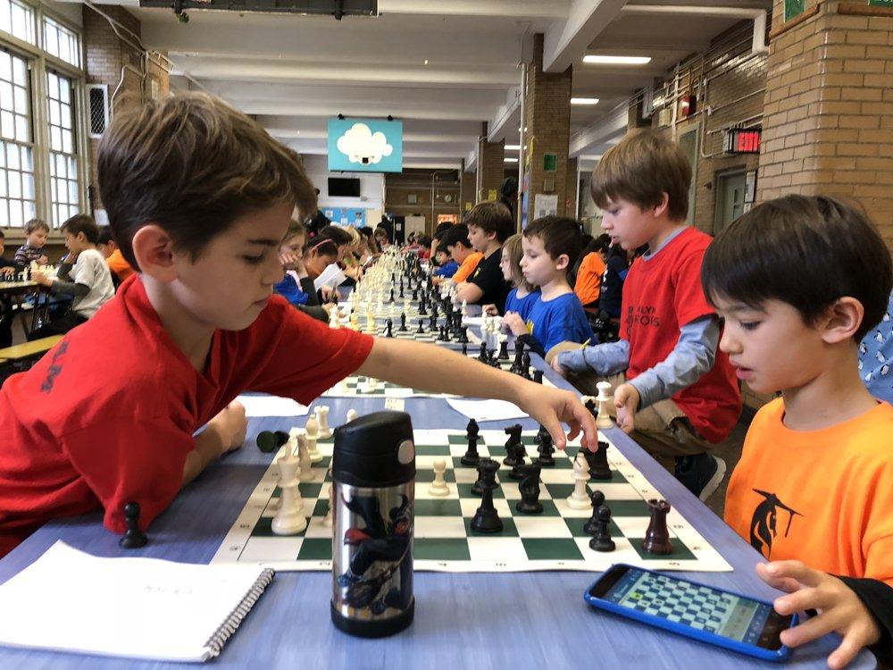 PS 10 Chess Tournament