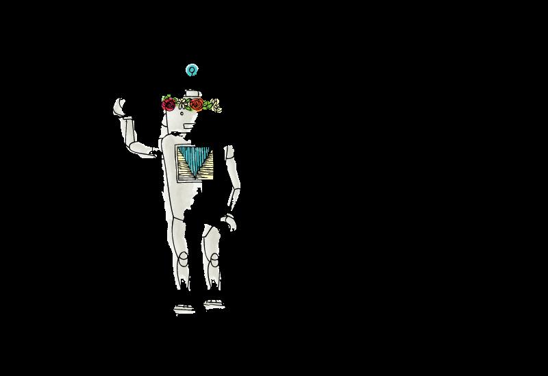 Prophet Gypsy Robot Logo & Branding