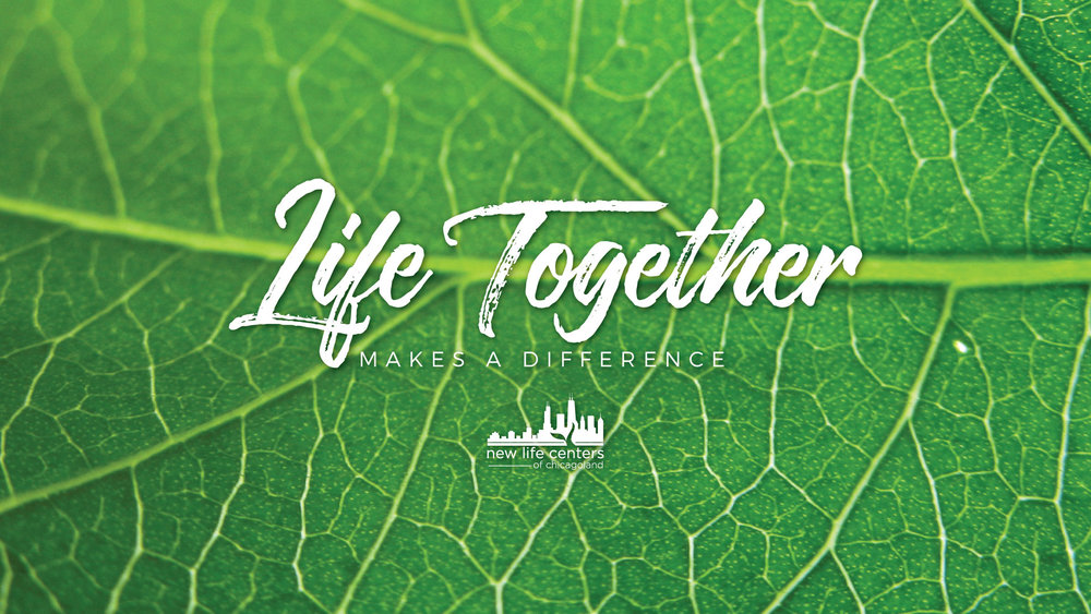 'Life Together' graphic