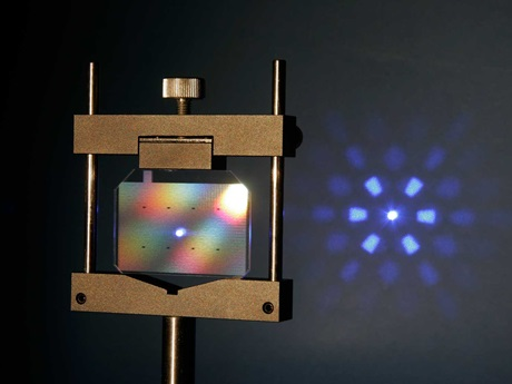 An example of a Diffractive Optical Element