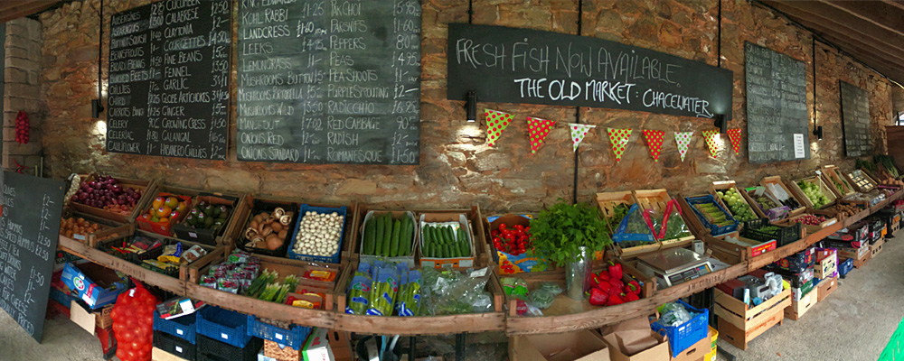 Old Market Chacewater, Authentic local produce in the heart of Cornwall