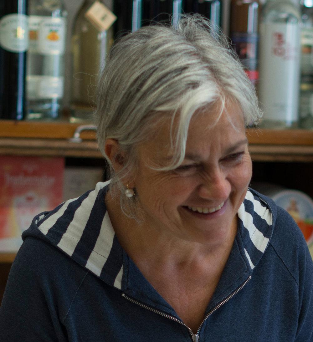 Hedi Berchtold 2015, Geschäftsführerin.