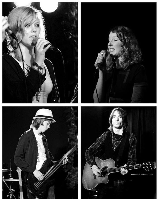 Foto's van ons allereerste concert in 2011... en nu op weg naar de laatste. Er zijn nog kaarten, dus grijp je kans!