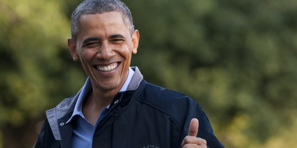 Obama tested, Obama approved.