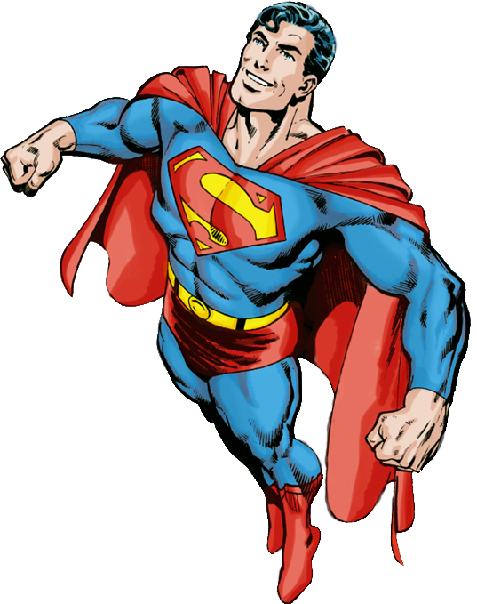 One of this year's 700+ superdelegates is the Man of Steel himself