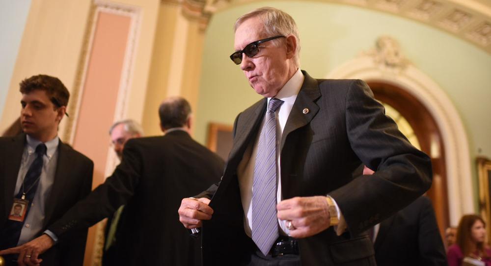 Keep it real Senator.