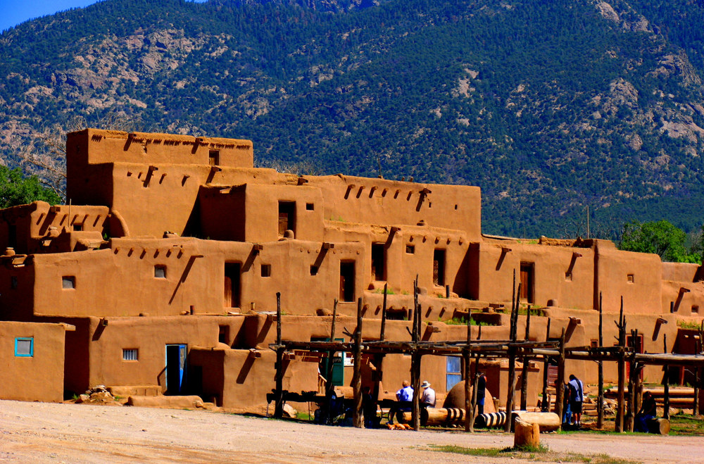 Soften those prison riots with a beautiful pueblo!