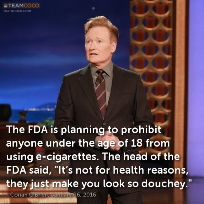 See! The FDA has a lot of power!