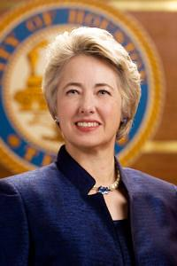 Annise looks a little like Leslie Knope and I am HERE FOR IT
