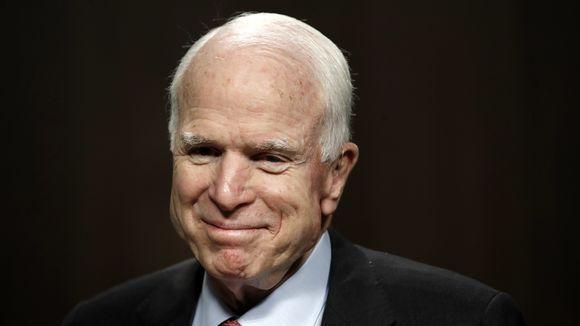 Sassy John McCain