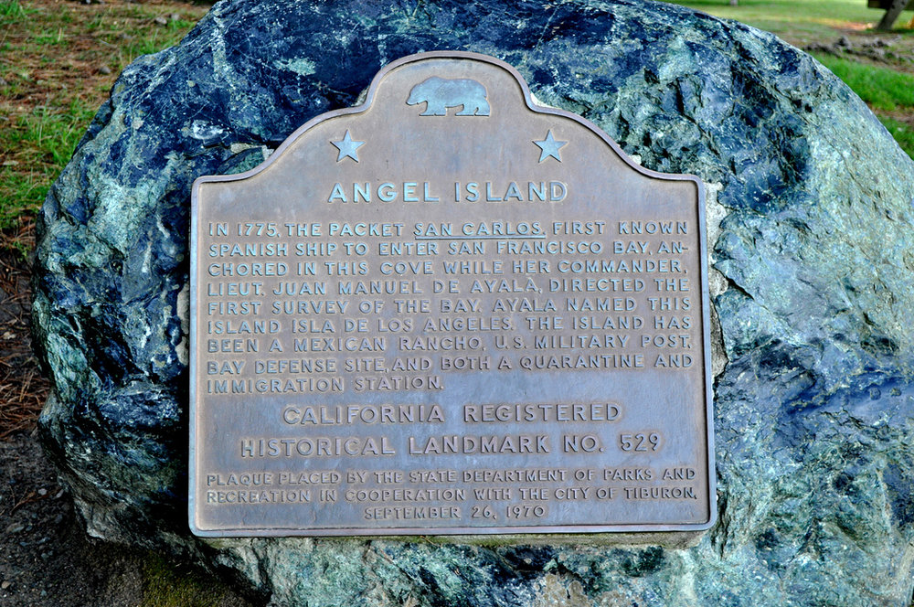 While some immigrants were greeted by the Statue of Liberty, immigrants coming through California, primarily Asian immigrants, were greeted by Angel Island.