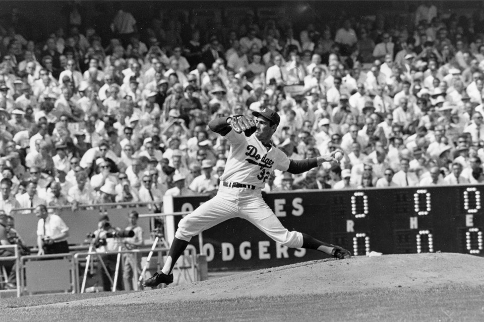 HE PITCHED A PERFECT GAME! HE WAS THE DODGERS WEAPON! AND HE SAT OUT!