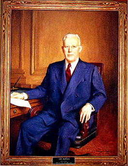 Earl Warren ran for Governor of California on the Republican, Democratic, AND Independent party line. He's amazing.