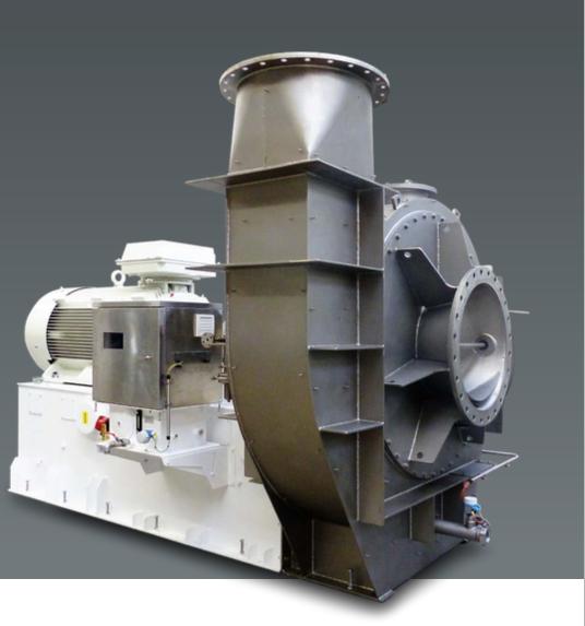 Ventilatore Industriale MVR
