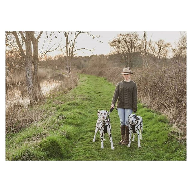 Happy Friday - we are all looking forward to welcoming British Summer Time this weekend ☀️ more time for dog walking! How will you spend your extra hour of evening daylight? . . 📷 By @mylittlecountrylife with her two gorgeous Dalmatians Shiva and Bunter . . Don't forget to tag #myperegrine for a chance to win a £50 gift card! . . . . #dogwalk #dalmations #knitwear #countrystyle #dogwalking #countryside #countryattire #outdoors #britishbrand #heritagefashion #classicstyle #englishcountryside #livelifeoutside #slowfashion #sustainablefashion #hicksandbrown #sussex #tgif #countrylife #countrygirl #dogstagram #dalmationsofinstagram #britishcountryside #adventure #walking #landscape #canal