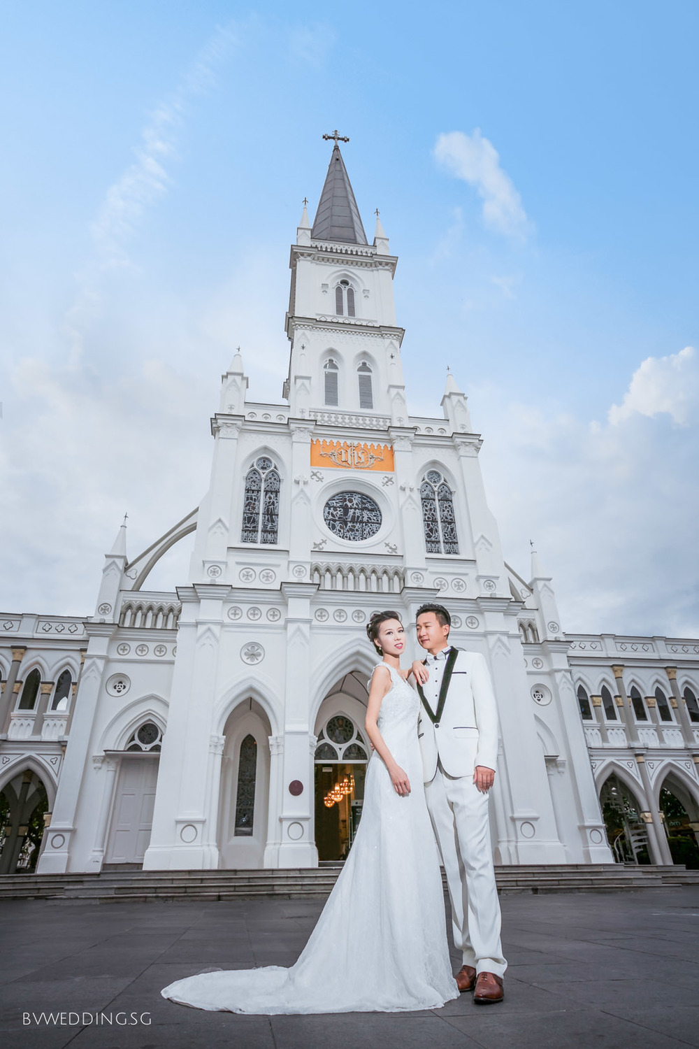 Pre-wedding Photoshoot at CHIJMES