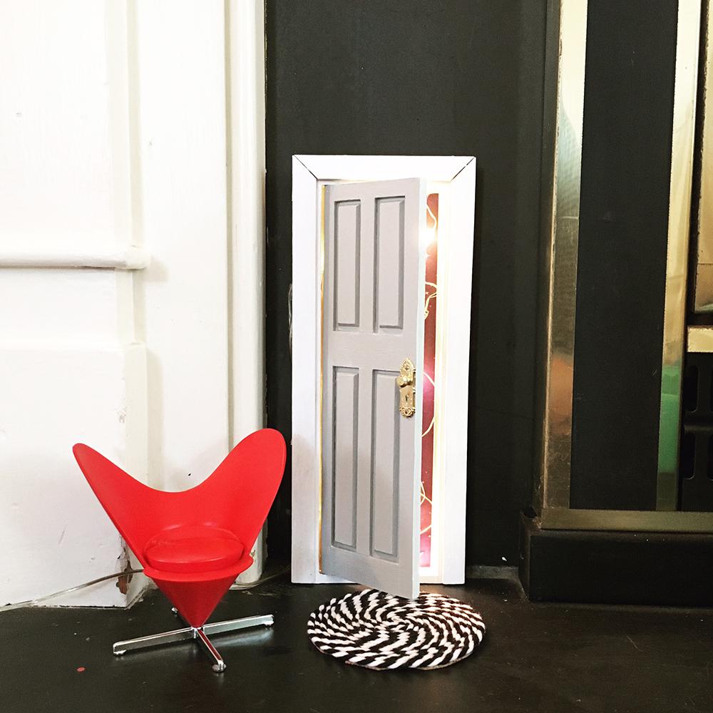 Fairy Door That Opens!
