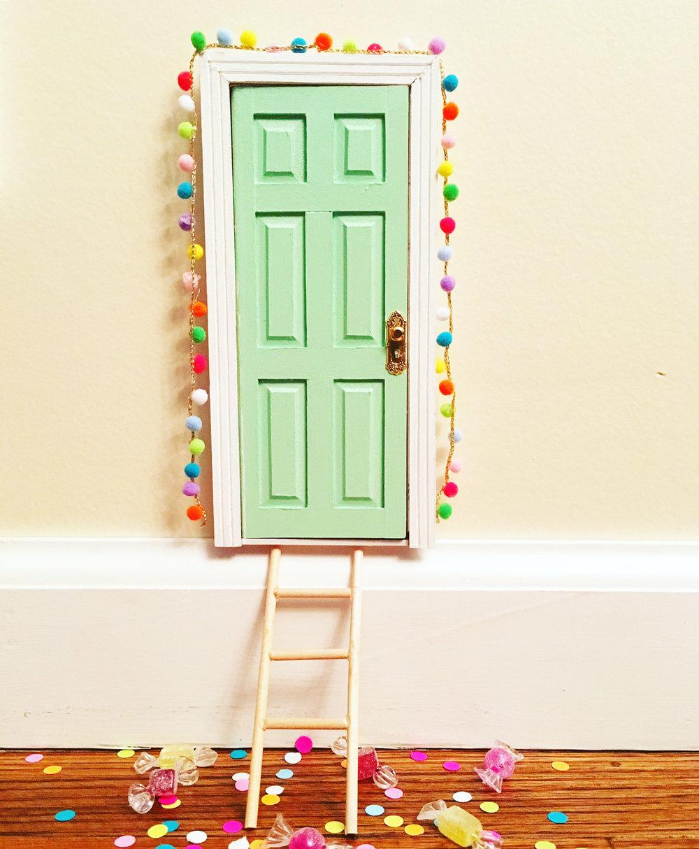Fairy Door That Opens