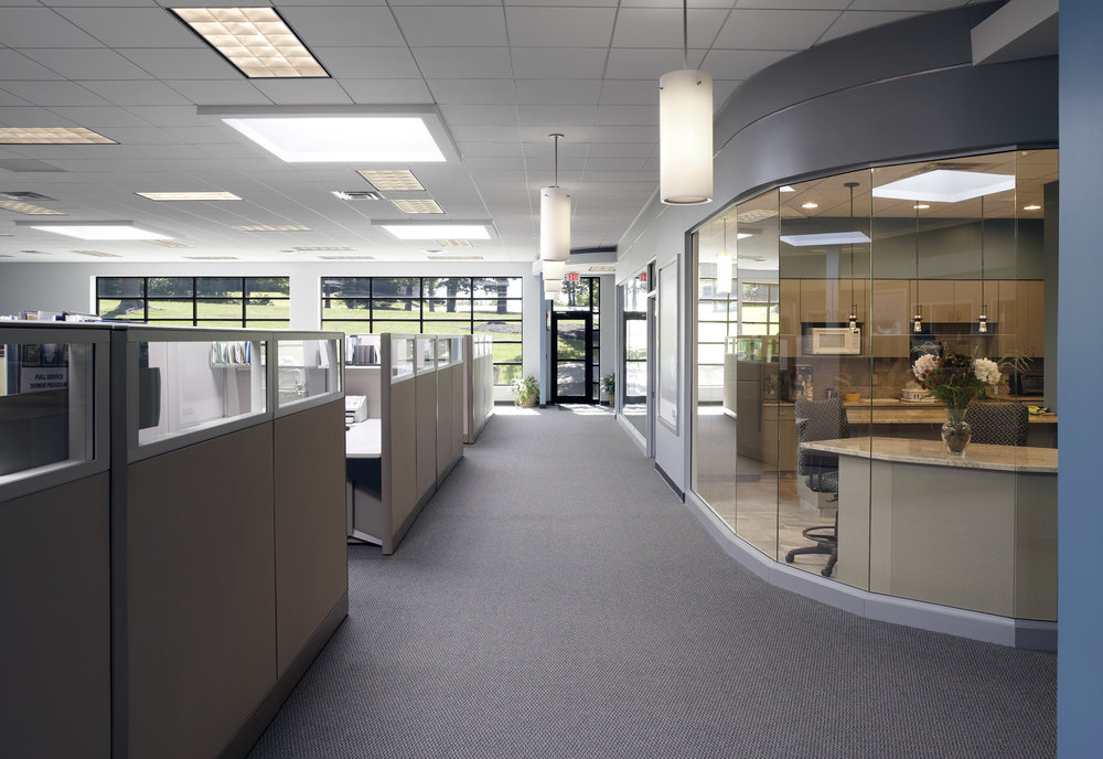 MPX Corporate Headquarters Work Space by HDS Architecture