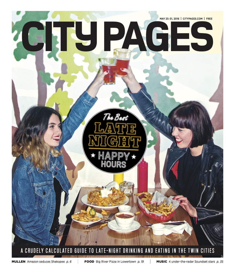 City Pages - May 2016 Cover Story