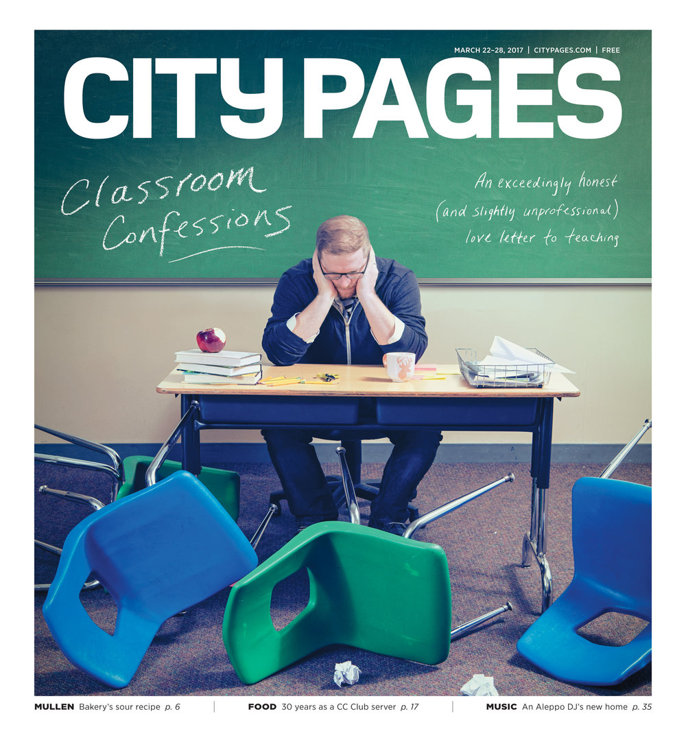 City Pages - March 2017 Cover Story