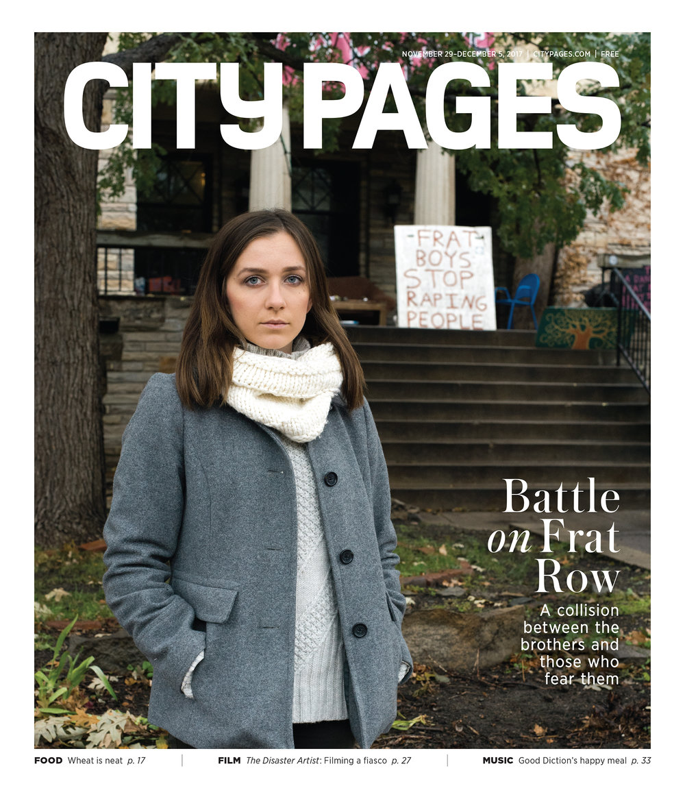 City Pages - Nov. 2017 Cover Story