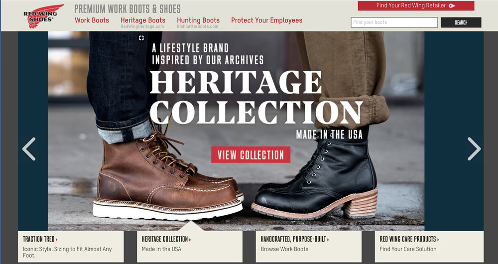 Photograph for Red Wing Heritage